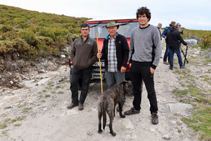Pedro, António and Ruben: real people from the Northern Lands