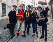 Rat Park crew in Lisbon