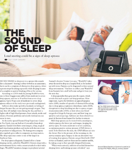 The Sound of Sleep