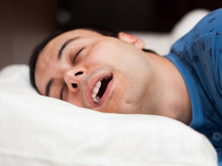 How does the nose affect your sleep?