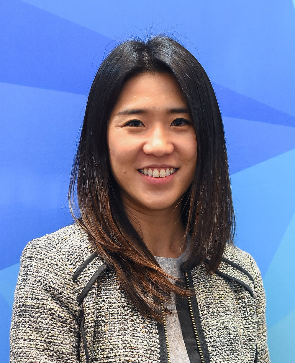 Country Director, Yvonne Loo