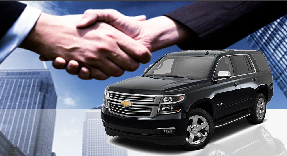 BUSINESS ON THE GO SUV SERVICE