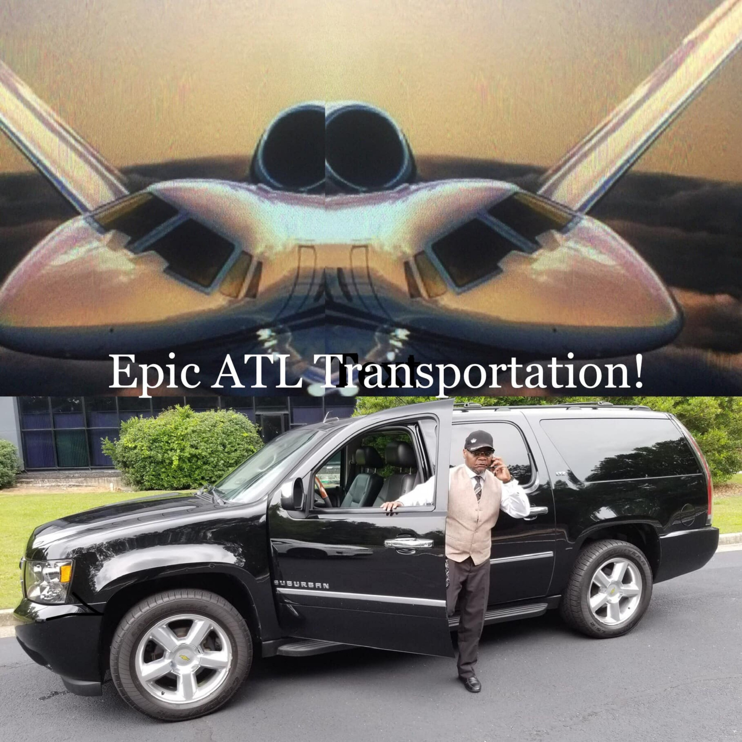 PRIVATE  AIRPORT SUV / SHUTTER SERVICE