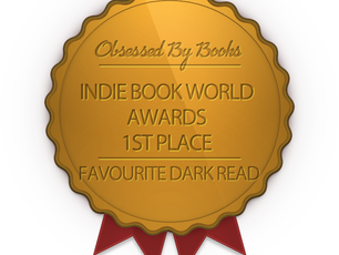 Obsessed by Books Indie World Awards 2016