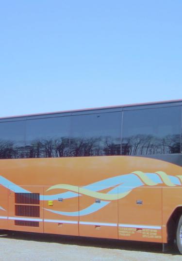Charter Bus Deposit