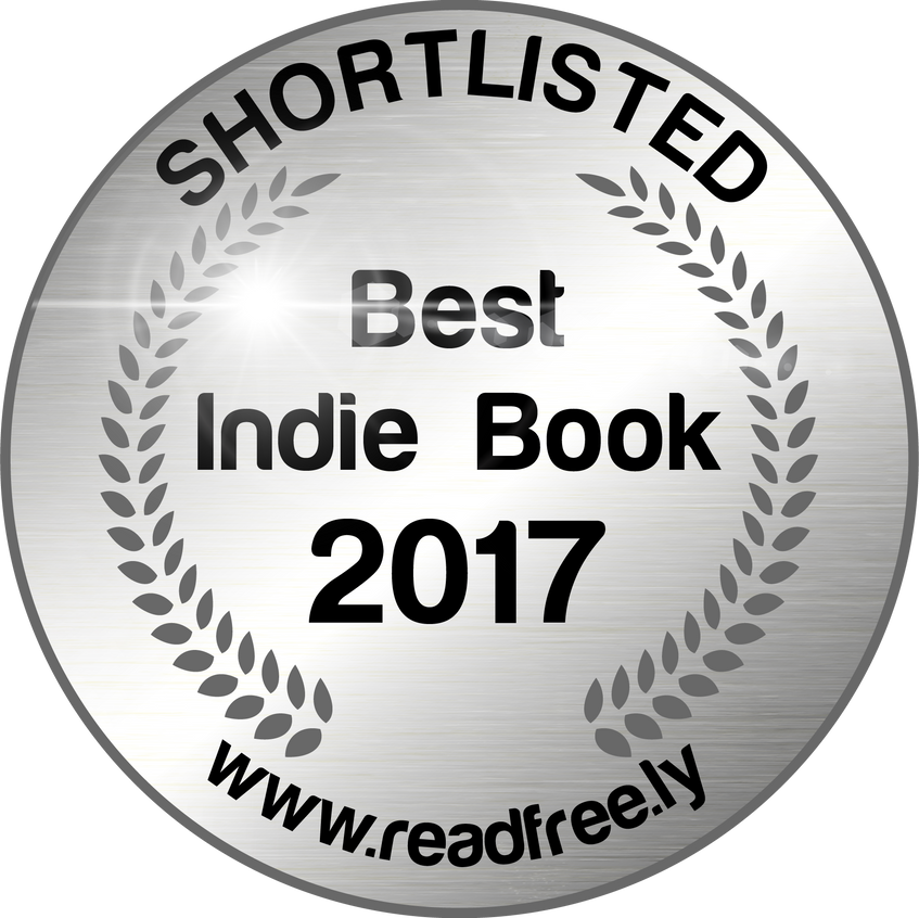 Best Indie Book 2017 - SHORTLISTED