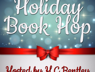 Winner of the Holiday Book Hop!