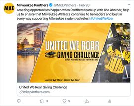 United We Roar Giving