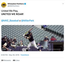 2019 - Miller Park