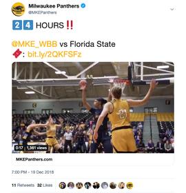 Women's Basketball Promo