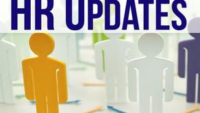 HR Updates featuring Flex Dependent Care Changes