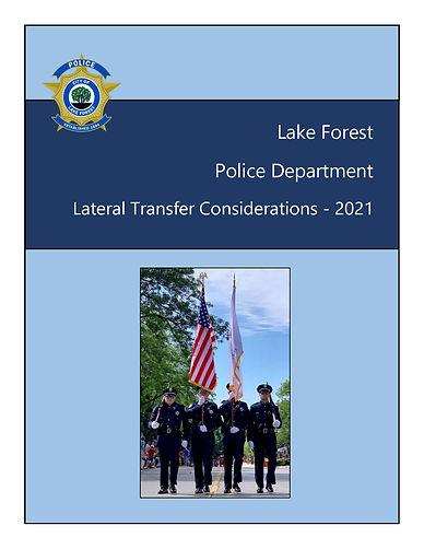 LFPD 2021 LATERAL Hiring Considerations