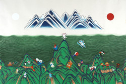 Minhwa - Winter Olympic