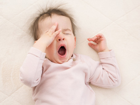 5 Reasons your Baby is Waking Early