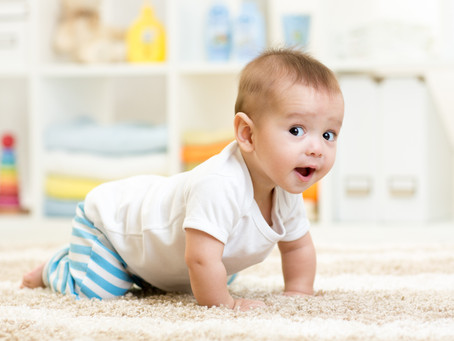 Why Developmental Milestones are Disrupting your Baby's Sleep