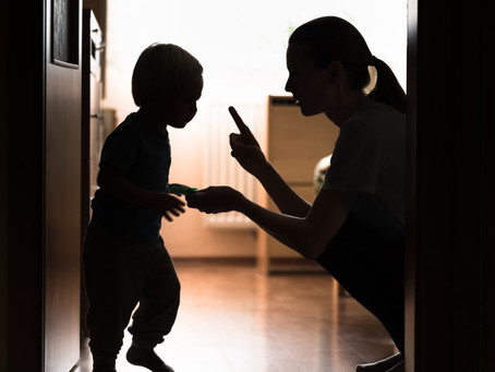Why does my Toddler need Consequences?