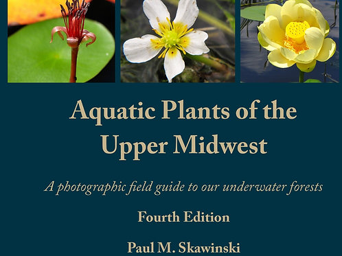Aquatic Plant Field Guide *NOW IN STOCK!