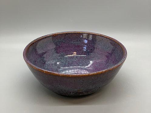 Pink Merlot dip bowl