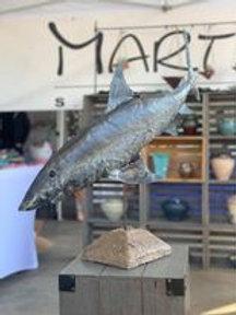 MetalSculpture: SHARK