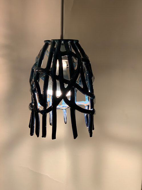 Gorgeous Custom Lamps/Blue