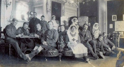 WW1 Wounded Soldiers- 1915