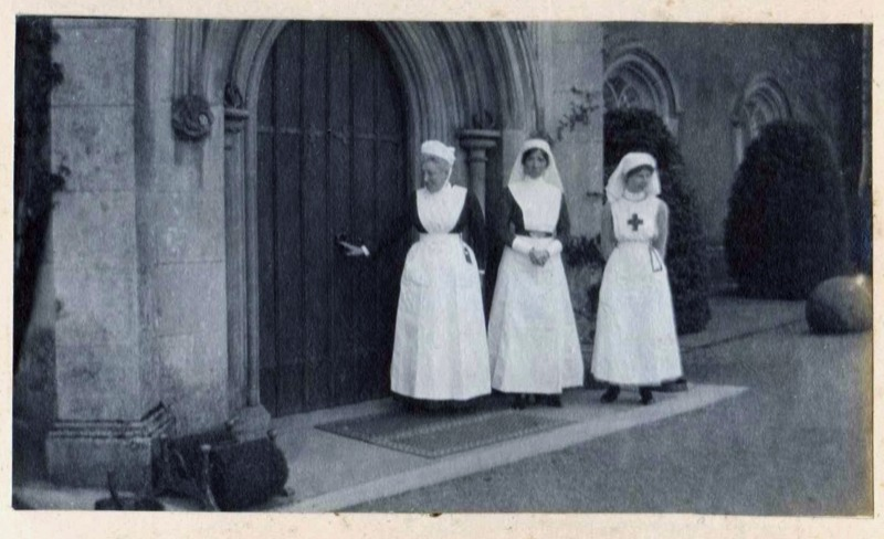 WW1 Red Cross Nurses