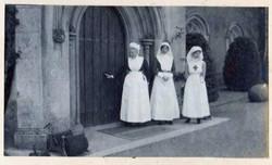 WW1 Red Cross Nurses