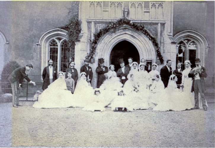 Sir George's 2nd Wedding