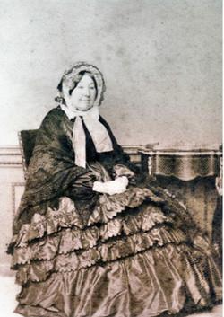 Frederica Davers- wife of Sir John 5th Baronet