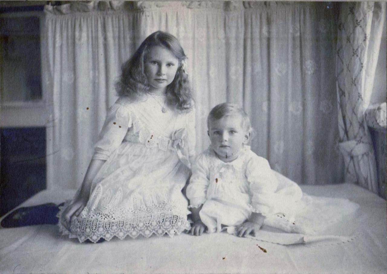 Dorothy and Peter Osborn