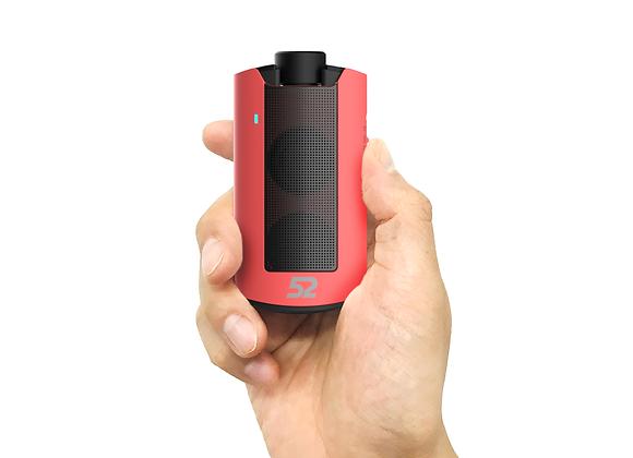 52 Speaker (Neon Pink) - Black Grill