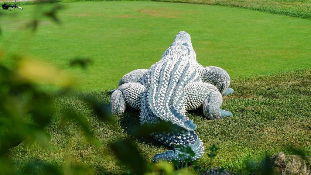 Crocodile Royal Mougins Golf 1