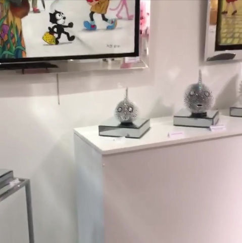 Eddy Maniez à L'Autre Galerie