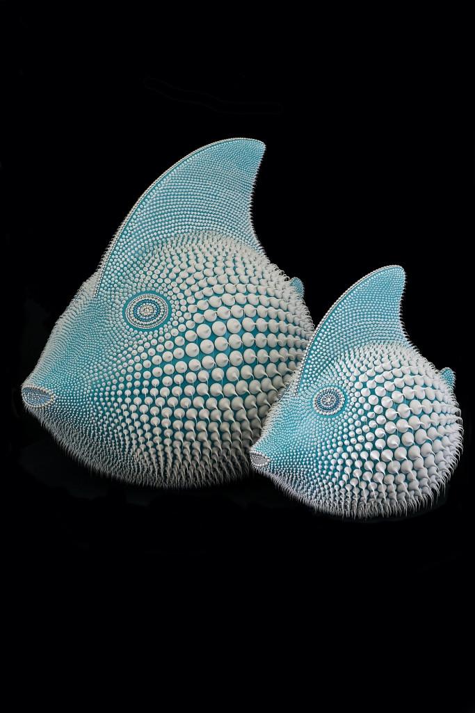 Poisson Bleu 1