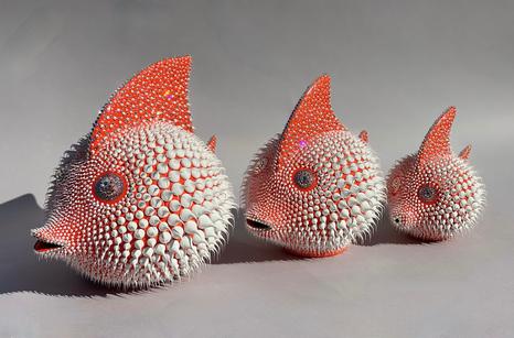 Coral Fish Trio (2)