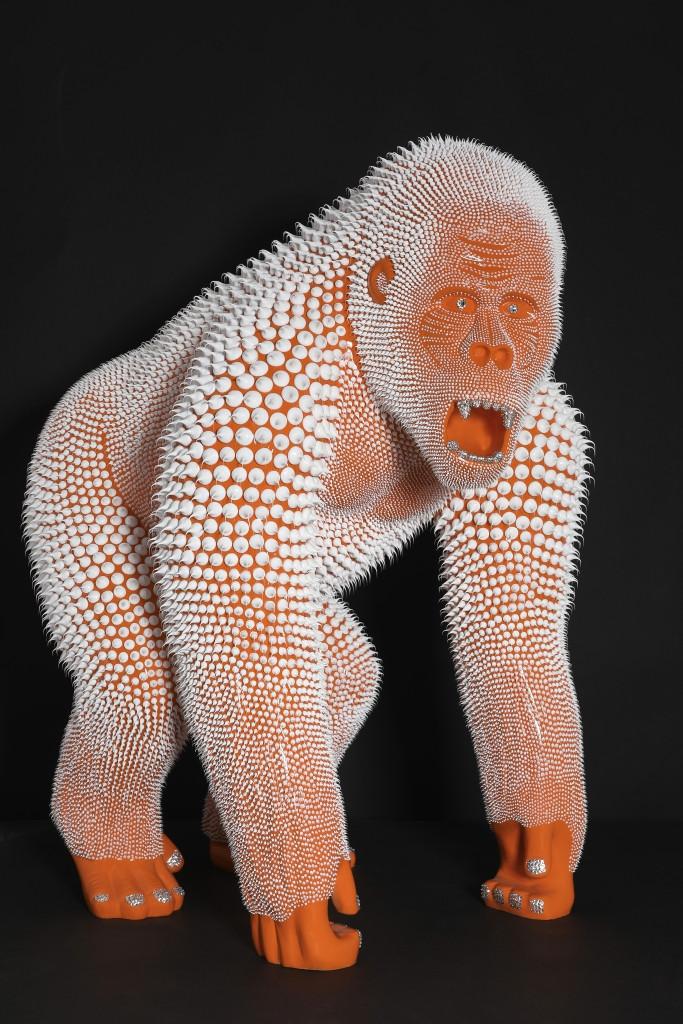 Gorille Orange