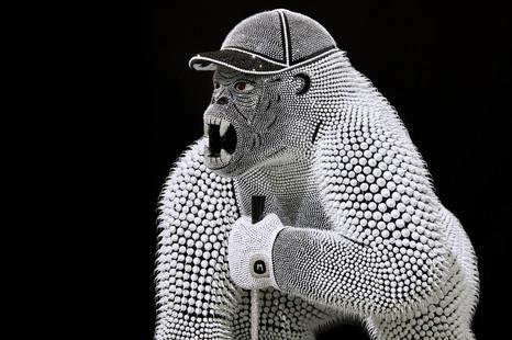 Gorilla Golfer