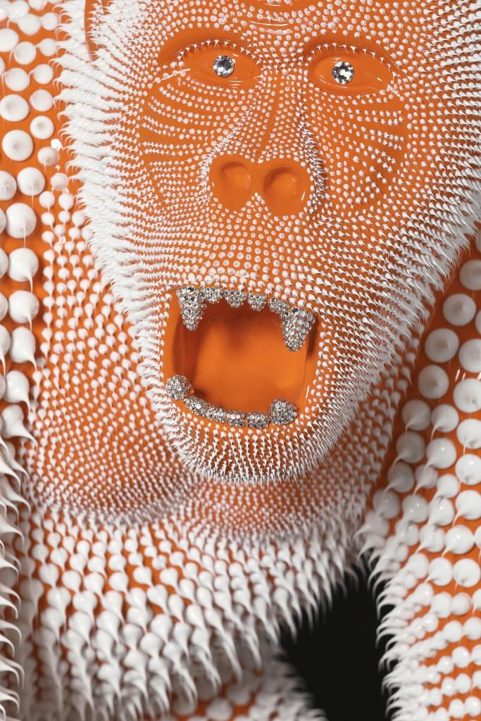 Orange Gorilla