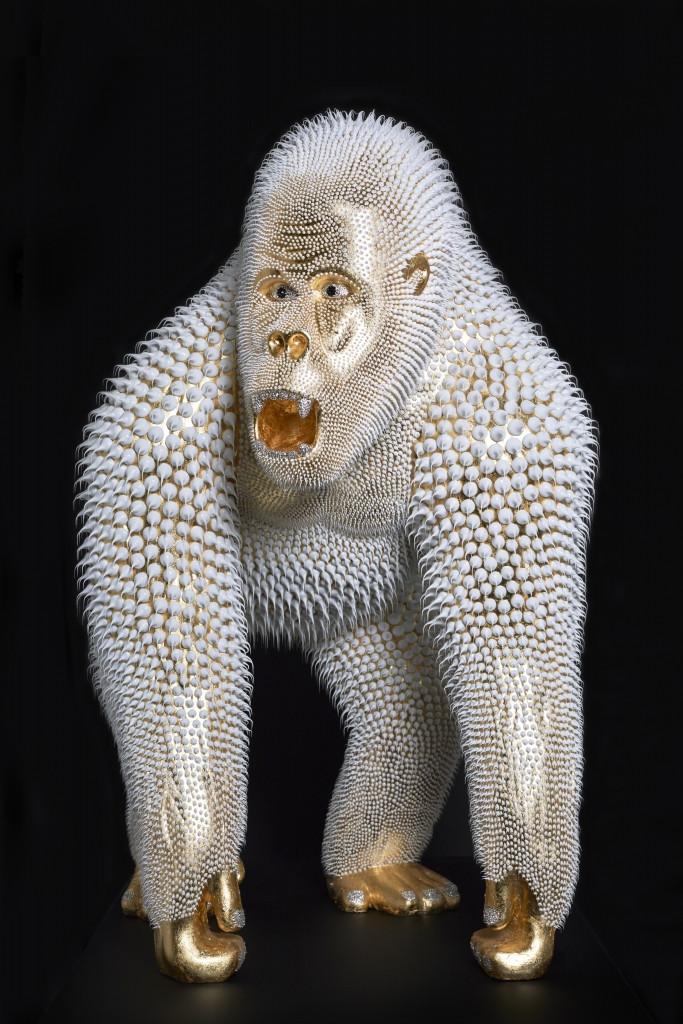 Gold Gorilla