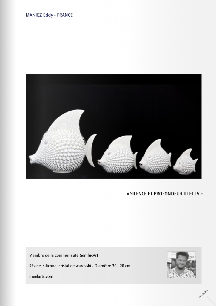 Eddy Maniez dans le catalogue GemlucArt - 2