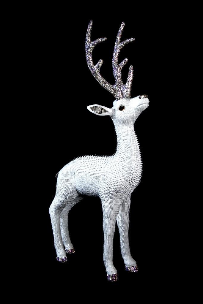 Cerf Blanc 1