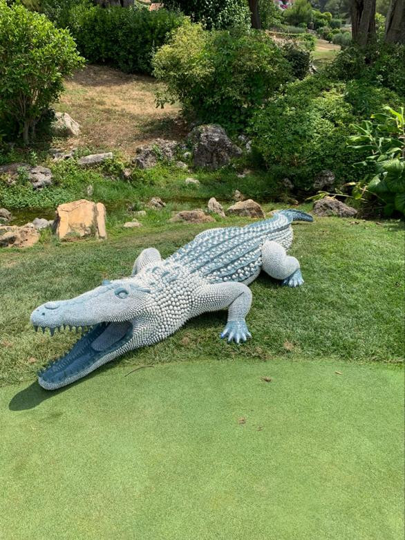 Crocodile Royal Mougins Golf 3