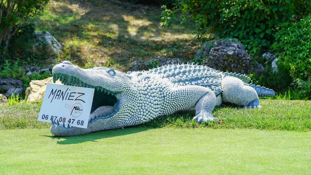 Crocodile Royal Mougins Golf 2