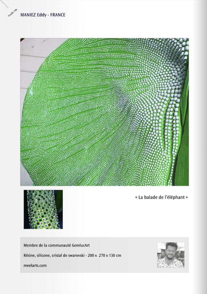 Eddy Maniez dans le catalogue GemlucArt - 4