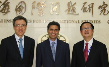 Leading Chinese Think-Tank SIIS
