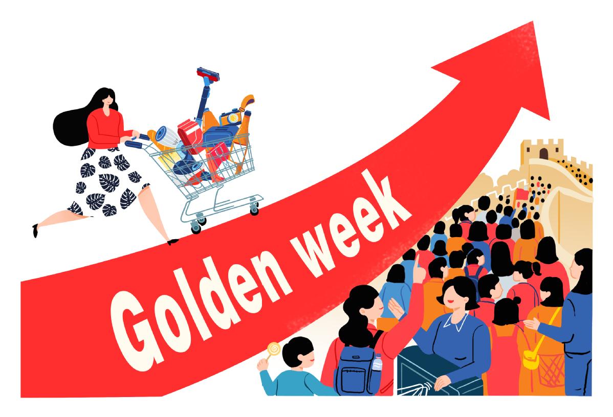 Golden Week Exceeds Expectations