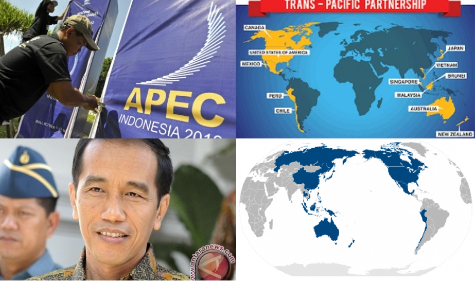 APEC Summit Filipina & TPP