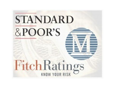 Ratings Agencies' Double Standards