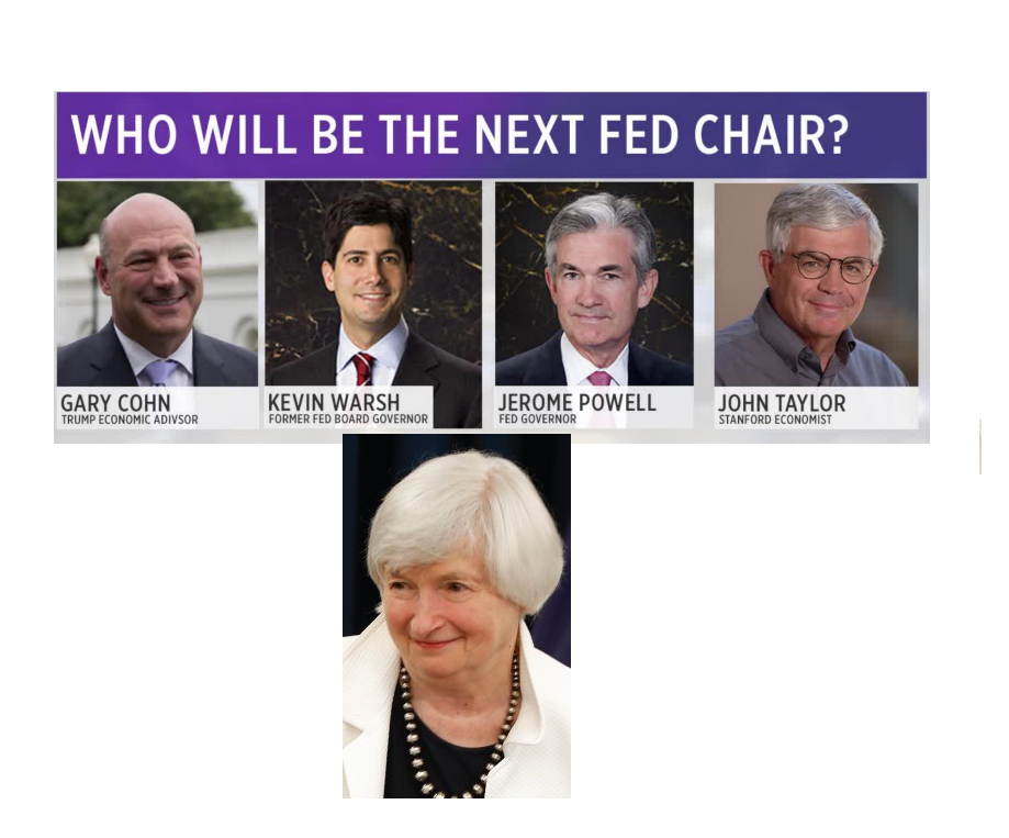 Picking the Right New Fed Chief