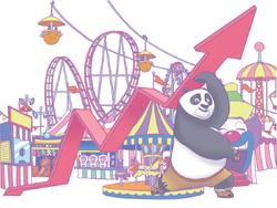 China's Theme Park Economy Thriving, Despite Pandemic Times